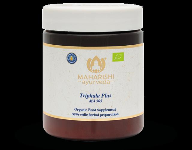 Triphala Plus, organic, 250 g
