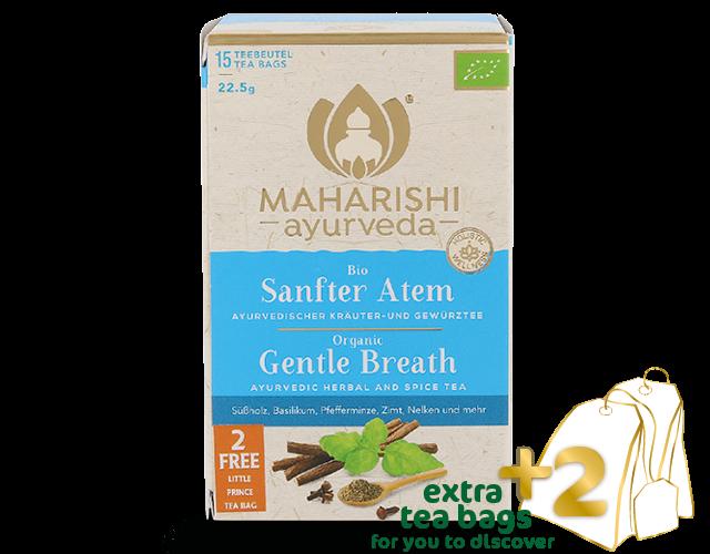 Gentle Breath Tea organic
