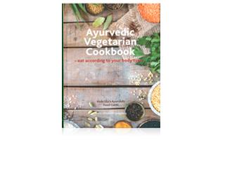 Ayurvedic Vegetarian Cookbook