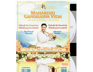 Hari Prasad Chaurasia (Bamboo Flute) Creativity (13-16 hrs), CD
