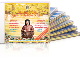 Complete set of Shiv Kumar Sharma, for all times of day, 8 CDs