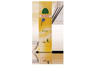 Natural-Davna Incense, 1 pack
