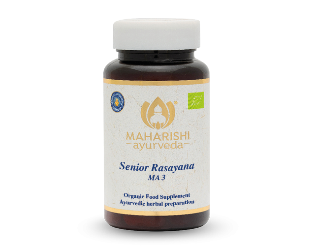 Senior Rasayana, organic