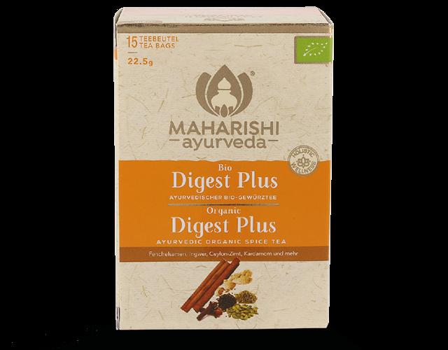 Digest Plus Tea organic