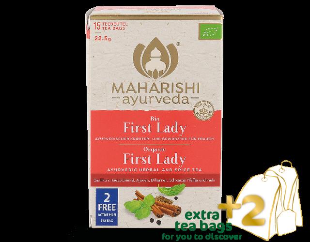 First Lady Tea organic
