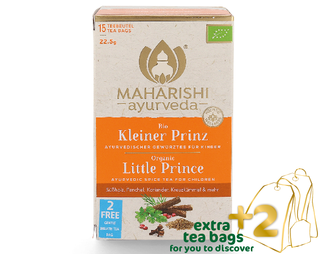 Little Prince Tea organic