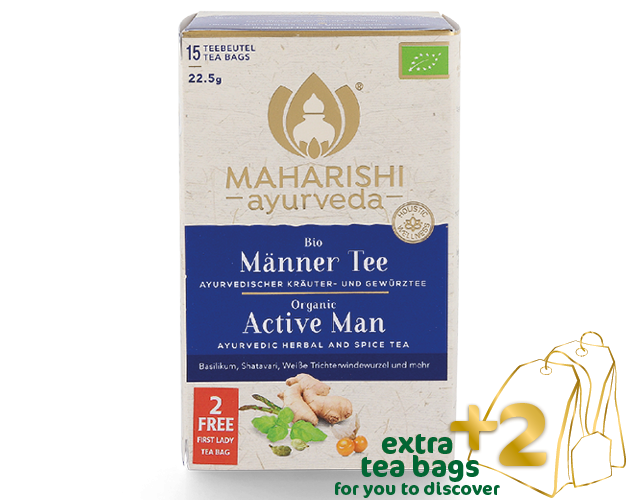 For the Active Man organic
