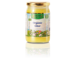 Ghee (Clarified Butter) organic, 250 g