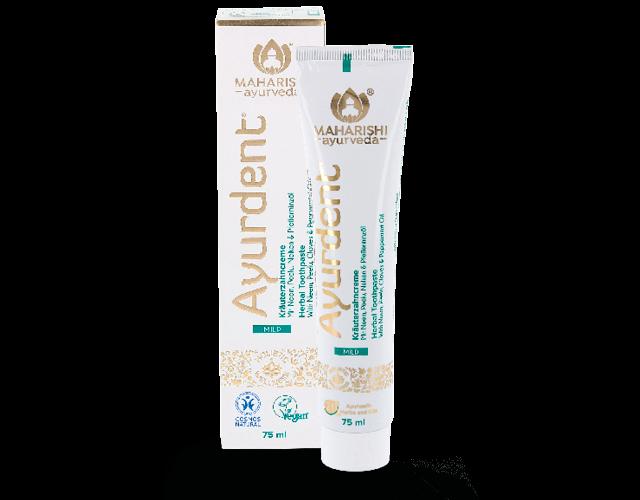 Ayurdent Toothpaste mild