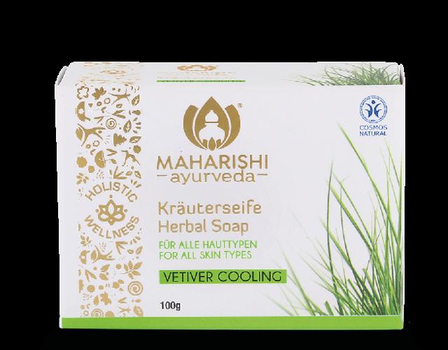 Vetiver Herbal Soap, CNC