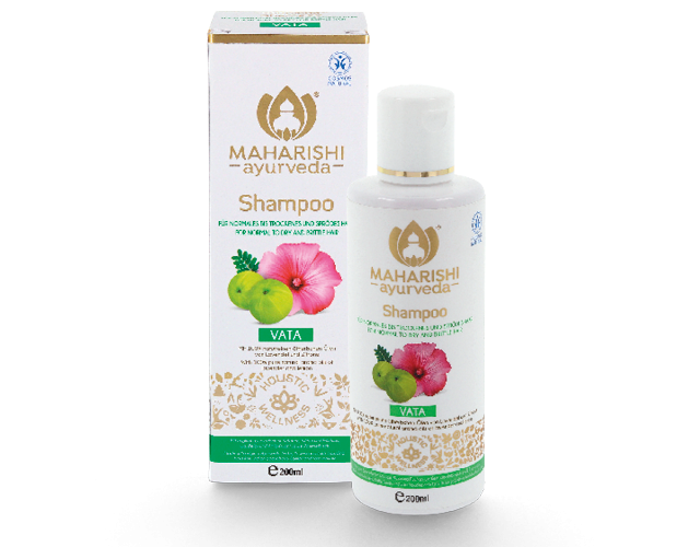 Vata Herbal Shampoo, CNC
