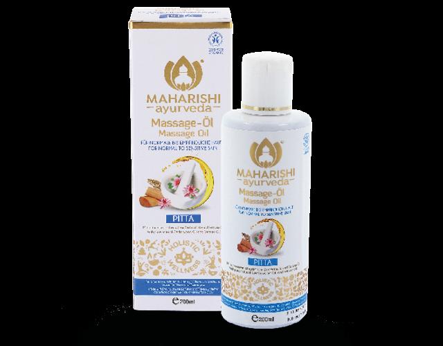 Pitta Massage Oil, CNC