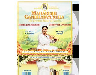 Hari Prasad Chaurasia (Bamboo Flute) Dynamism (7-10 hrs), CD