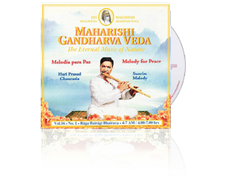 Hari Prasad Chaurasia (Bamboo Flute) Peace (4-7 hrs), CD