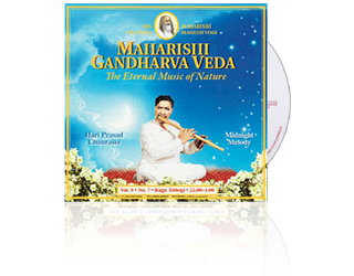Hari Prasad Chaurasia (Bamboo Flute) Peaceful Slumber (22-1 hrs), CD