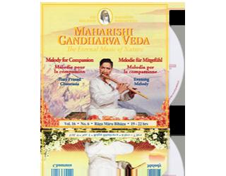 Hari Prasad Chaurasia (Bamboo Flute) Compassion (19-22 hrs), CD