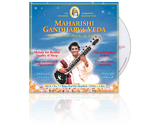 Devabrata Chaudhuri (Sitar) Restful Quality of Sleep (22-1 hrs), CD