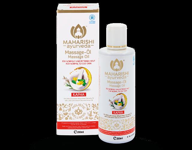 Kapha Massage Oil, CNC