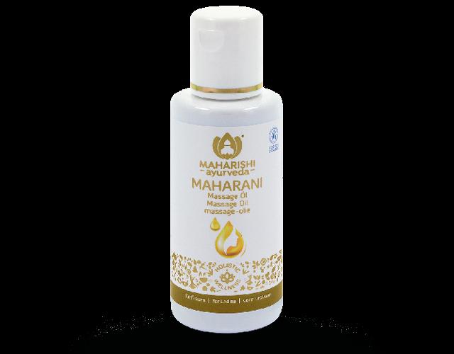 Maharani Massage Oil – for women, CNC