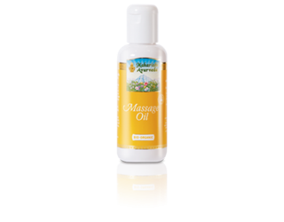 Massage Oil, ripened organic sesame
