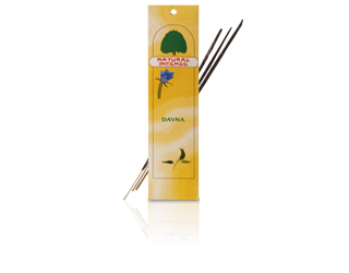 Natural-Davna Incense, 1 pack