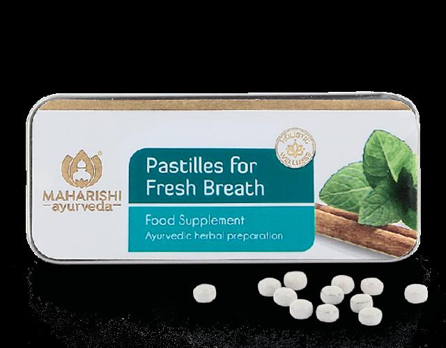 Pastilles for Fresh Breath