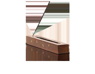 Incense Holder, big, incl. box