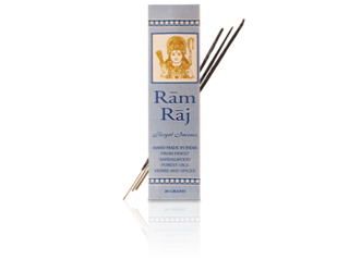Ram-Raj Sandalwood Incense, 1 pack
