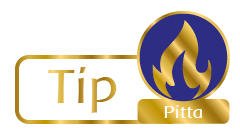 Tips for pitta types