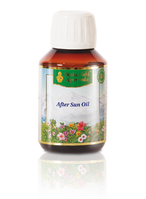 After Sun Oil