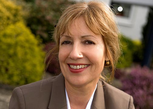 Gudrun Buchzik,Deputy Director