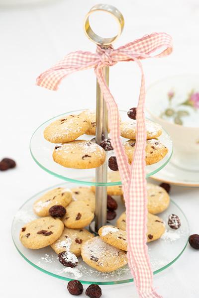Cranberry Kekse