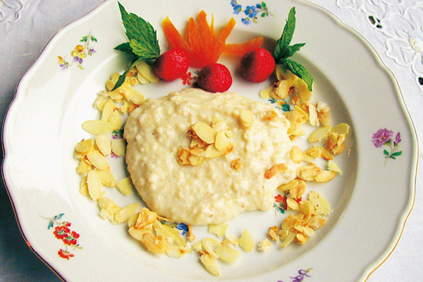 Olgas ayurvedischer Frühstücksbrei