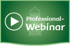 Webinars for professional