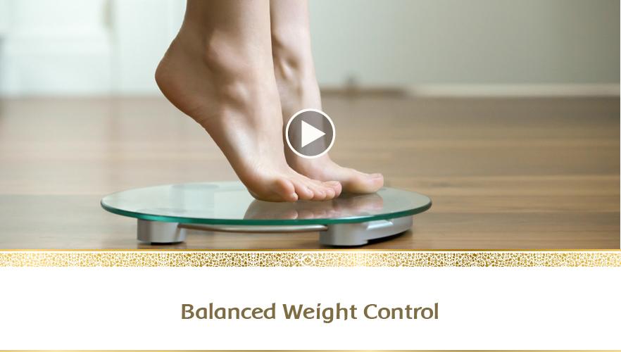 YouTube Webinar: Balanced weight control