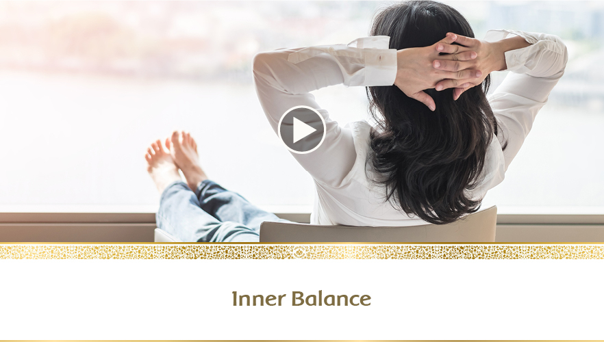 YouTube Webinar:Inner Balance – Basis for Health & Well-being