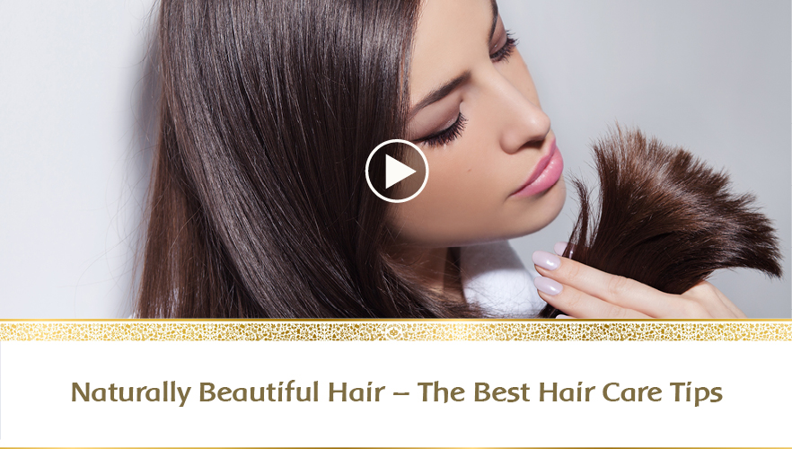 YouTube Webinar: Naturally Beautiful Hair – the Best Hair Care Tips for Every Dosha Type