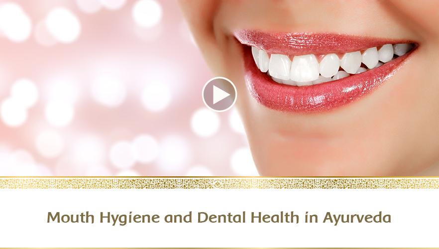 YouTube Webinar: Ayurvedic oral hygiene and dental care