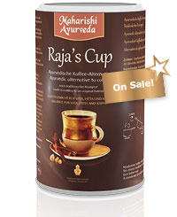 Raja's cup powder