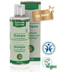 Vata shampoo