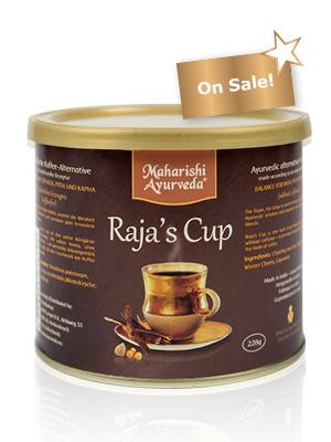 Raja's cup powder