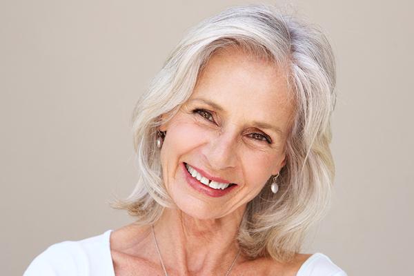 At age