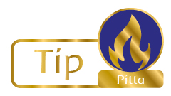 Tip for Pitta types