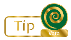 Tip for Vata types